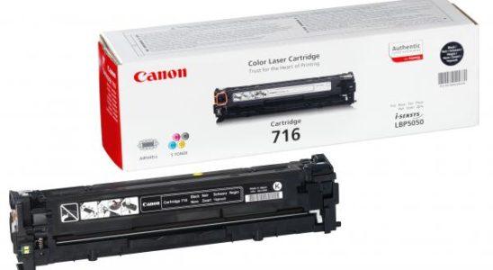 Canon CRG-716Bk