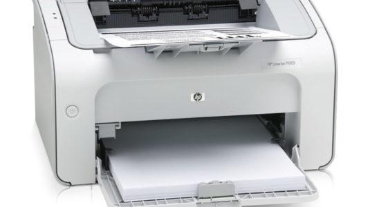 Toner HP LaserJet P1005