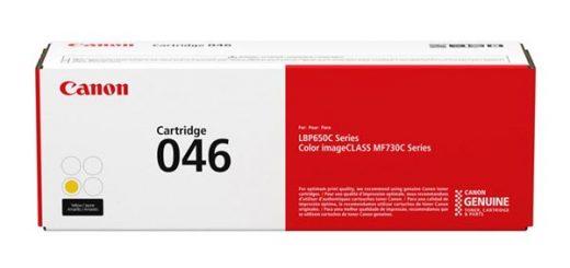 Toner Canon 046y