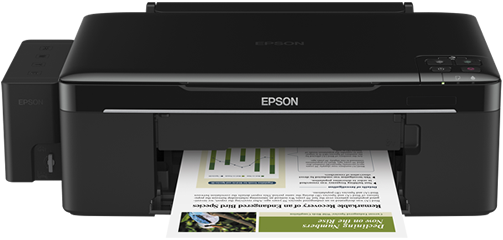 Inkousty Epson L200