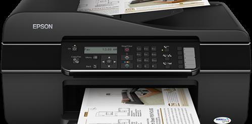 Náplně Epson Stylus Office BX305F