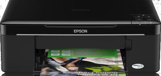 Náplně Epson Stylus SX125