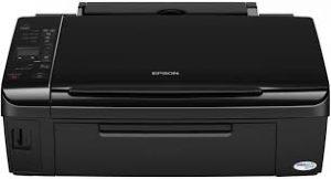 Náplně Epson Stylus SX210