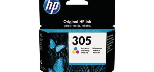 HP 305 barevná