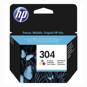 HP 304 barevná N9K05AE