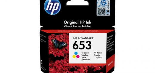 HP 653 tříbarevná 3YM74AE